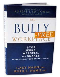 According to the Workplace Bullying Institute's national scientific surveys (in 2007 and 2010), 35% of the adult Americans (an estimated 54 million workers) report being bullied at work; an additional 15% witness it and vicariously are made miserable. Snakes you know who you are