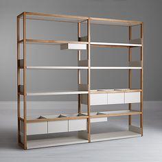 Buy Case Lap Tall Shelving Unit (Plus Extension Kit) from our Bookcases, Shelving Units & Shelves range at John Lewis & Partners.