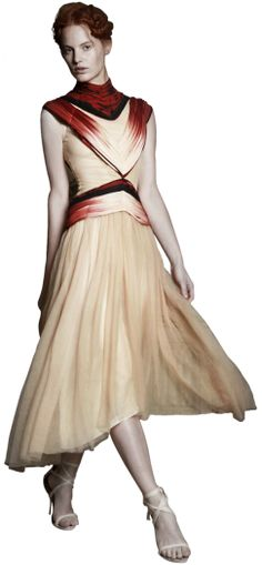 Felicity Brown taeko dress