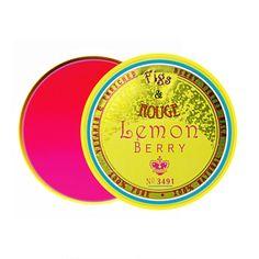 Figs & Rouge Lemon Berry Lip Balm 17ml