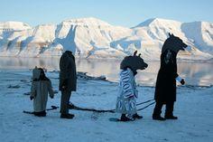 Andreas Siekmann & Alice Creischer: Untitled 2012 Bergen Assembly 2013 - Monday begins on Saturday