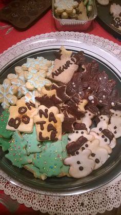 My xmas cookies! Very proud of them!