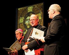 Cardinal Dolan: No Church without Christ  In Milwaukee, he urges the crowd to reach out to ex-Catholics and embrace the Church, despite flaws