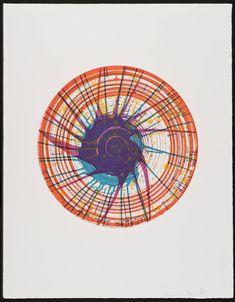 'Round', Damien Hirst