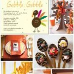 Kid Friendly Thanksgiving Inspiration Board
