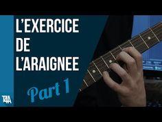 Être plus précis et rapide à la guitare ! Exercice #1 - YouTube