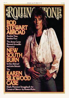 Rod Stewart ~ January 13, 1977