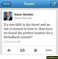 Perfect Place For A Nickelback Concert http://www.hazlols.com/perfect-place-for-a-nickelback-concert_1681.html