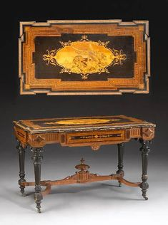 (CNN) -- If a bed and 14 other antiques up for sale in New York next week look familiar, it might be that you saw them in a movie. An American Renaissance gilt, carved, inlaid and ebonized bed is expected to go for $500,000. Pieces of furniture owned by two very rich 19th-century Americans were…