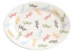 Well you really love her, but this tray is just so darn cute. $24.95; Fishs Eddy     - Redbook.com