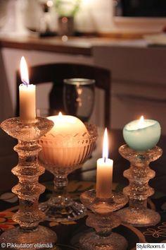 iittala,kynttilät,joulu