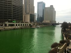 Green river #chicago