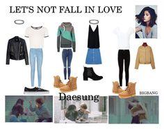 BIGBANG - LET'S NOT FALL IN LOVE (Daesung)