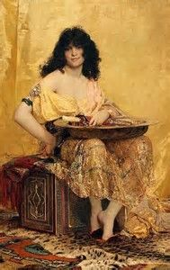 Salome (Oil Painting) by Henri Regnault Date?