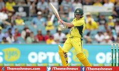 Melbourne: Australia and India are playing a one international series in which hosts team won first two matches and now, they want to take third victory over guest team for winning the series.