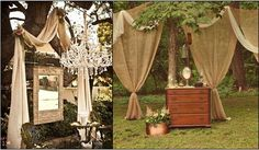 Outdoor Wedding Altars Blog | Wedding List Co