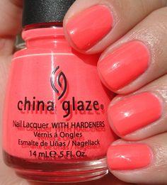 China Glaze — Flip Flop Fantasy (Poolside Collection | Summer 2010)