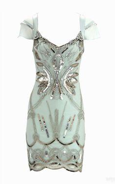 """""""Karen Millen Diamante Dress"""""""