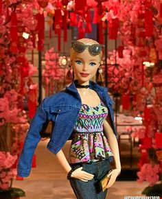 Barbie Clothes, Barbie Dolls, Barbie Miniatures, Cute Little Things, Barbie Collection, Fashion Dolls, Harajuku, Blessed, Fat