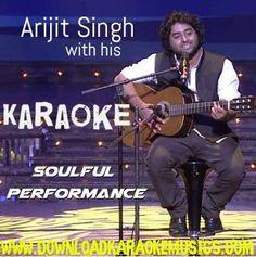 Arijit Singh Mirchi Music Awards-2014 Karaoke Download