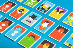 WishList! Minimalist Character Design Postcards  http://www.getaddictedto.com/minimalist-character-design-postcards/