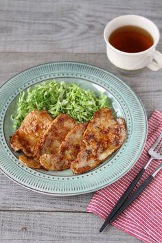 豚の生姜焼き by 星野奈々子   レシピサイト「Nadia   ナディア」プロの料理を無料で検索