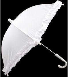 Parasol Umbrella for the bridesmaid picture idea.