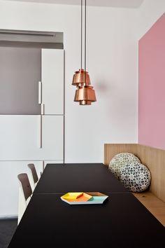 copper lamp...