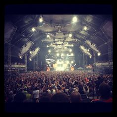 STATE OF TRANCE 550 TENT