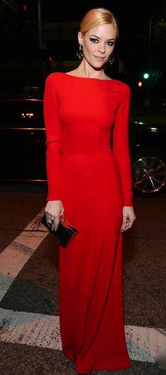 Jamie King dior dress 2013