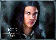Jacob character shot - Twilight (2008) - awful wig!