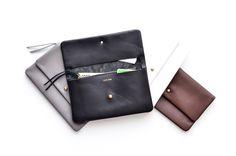 Single Flap Wallet (Alice Park) - SOURCE objects