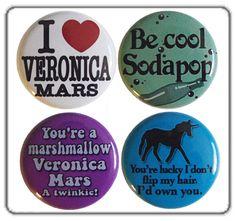 Veronica Mars Magnets