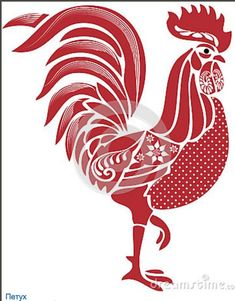 Folk clip art images and royalty free illustrations available to search from thousands of EPS vector clipart and stock art producers. Rooster Stencil, Rooster Painting, Rooster Art, Red Rooster, Chicken Painting, Chicken Art, Rooster Silhouette, Chicken Quilt, Chickens And Roosters