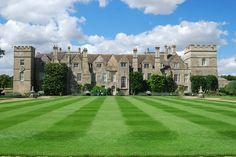 Great Castles - Gallery - Grimsthorpe Castle - Lincolnshire England