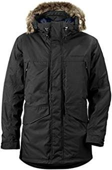 """Didricksens parka, a slightly more """"fashionable"""" brand that still offers all of the warmth of the outdoor brands. This is next on my list.along with an ilse Jacobsen. The School Run, Outdoor Brands, Canada Goose Jackets, Parka, Raincoat, Winter Jackets, Coats, Running, Fashion"""