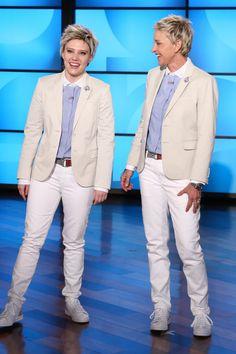 Kate McKinnon Hilariously Impersonates Ellen DeGeneres on Her Own Show