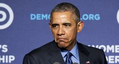 'They've constructed this entire separate reality. It's like the Twilight Zone,' Obama said.