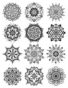 """Résultat de recherche d'images pour """"mandala tattoo"""""""