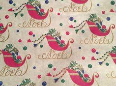 Vintage Christmas Wrapping Paper, Christmas Gift Wrapping, Gift Wrapping Paper, Christmas Gifts, Elf Toy, Vintage Tags, Paper Gifts, Gift Tags, Wraps