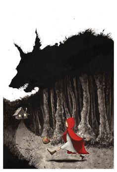 Red Riding Hood by Graham Franciose