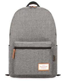 Eshops Cute Vintage Travel School Laptop Backpacks for Women Rucksack Bookbag for College (Grey) Eshops http://www.amazon.com/dp/B00K7UWHU4/ref=cm_sw_r_pi_dp_IDa9tb136YA04