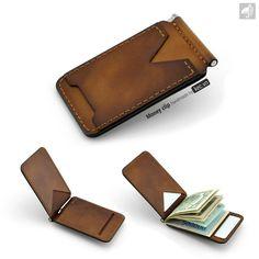 57 best money clip wallet images wallets money clip wallet wallet rh pinterest com