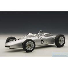 """Porsche 804 F1 1962 Jo Bonnier Nürburgring """"8"""""""
