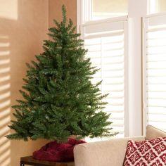 4.5 ft. Classic Tabletop Unlit Christmas Tree - 3NK46-472Q
