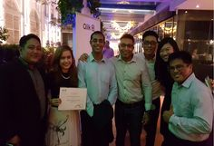 GenieTech awarded as 'Qlik Ambassador of at Qlik Asean Conference </br> </br> Retail Solutions, G News, Business Intelligence, Conference, Awards, Technology, Tech, Tecnologia