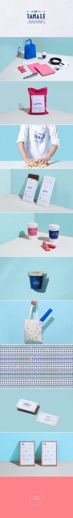Craft Tamale — The Dieline | Packaging & Branding Design & Innovation News