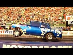 ▶ 2014 Night Under Fire Ohio Outlaw AA/Gassers Crook Kasicki Hale Cook Spotts Nostalgia Drag Racing - YouTube