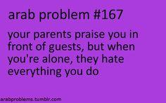 ARAB PROBLEMS.