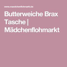 Butterweiche Brax Tasche | Mädchenflohmarkt